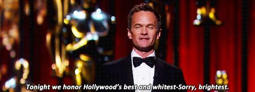 Neil Patrick Harris: Oscar ai più bianchi di Hollywood