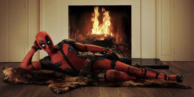 Il costume ufficiale di Deadpool