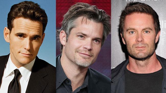Matt Dillon, Timothy Olyphant e Garret Dillahunt, i candidati scartati per il ruolo di Negan