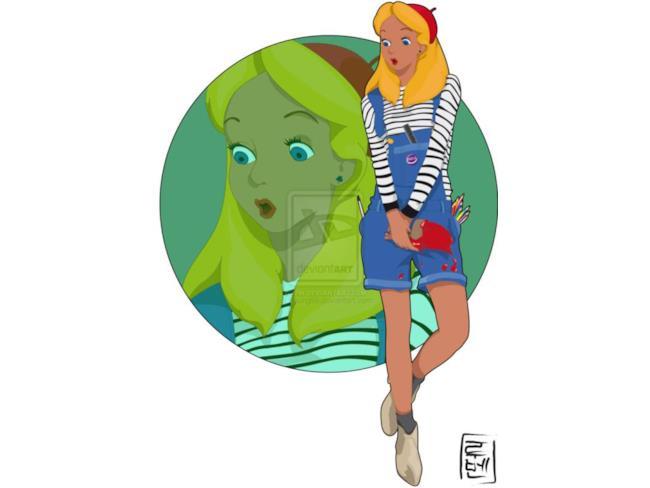 Alice nel mondo moderno