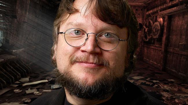 Il regista Guillermo del Toro