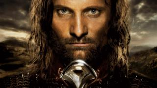 Ecco una copertina del film de Il Signore degli Anelli