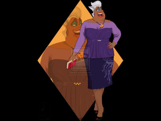 Ursula nel mondo moderno