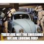 Gli Stormtrooper non cercavano queste emissioni Volkswagen