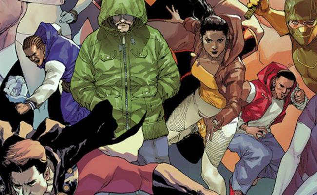 Gli eroi dei fumetti di Millarworld
