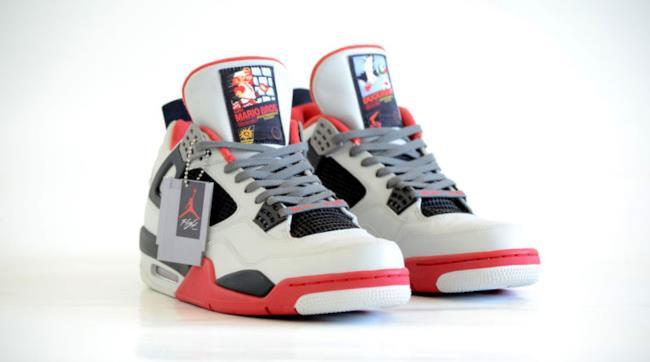 Una prima occhiata alle nuovissime Air Jordan a tema Nintendo.