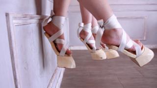 I sandali a zoccolo giapponesi
