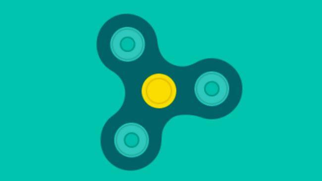 Il fidget spinner di Google