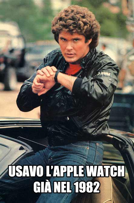 Meme su Apple Watch
