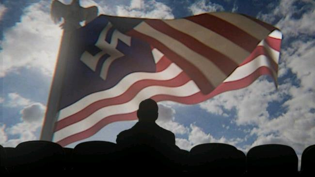 Un'immagine estratta da The Man in the High Castle