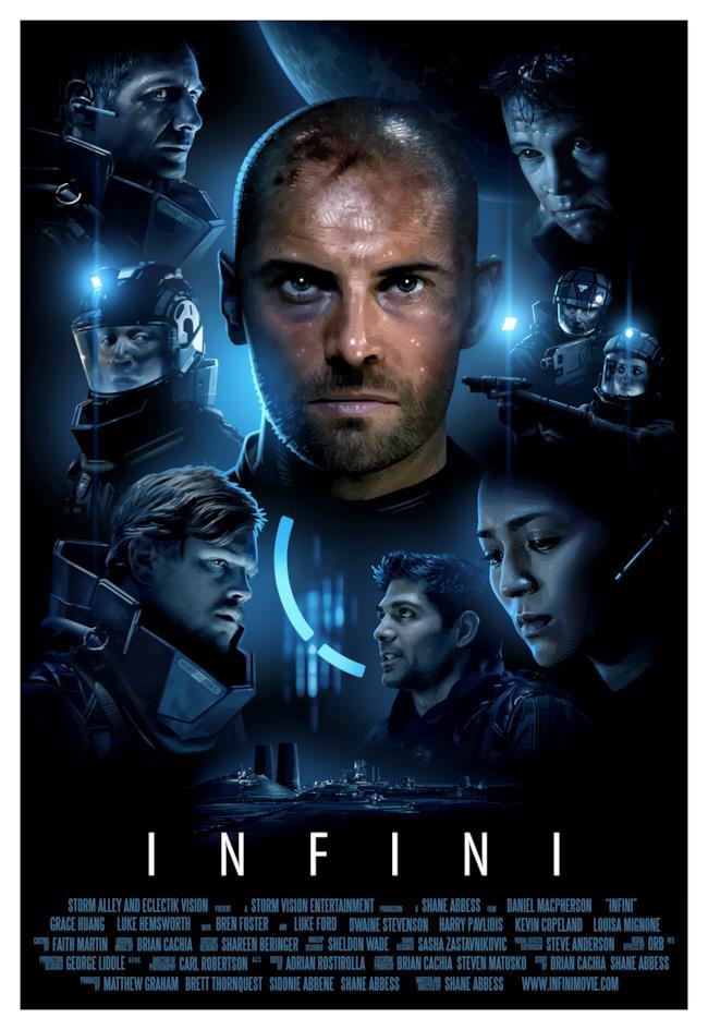 Infiny verrà rilasciato via digitale l'8 maggio 2015
