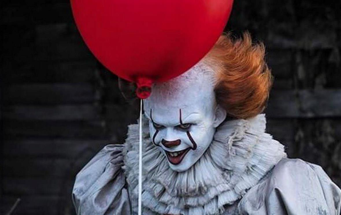 Il nuovo look di Pennywise