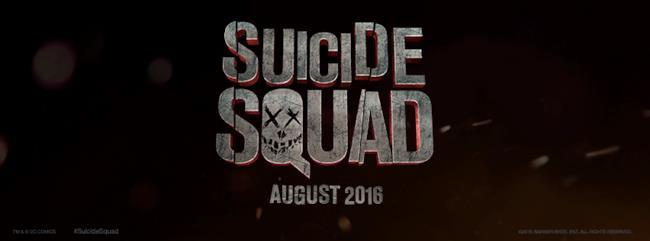 Suicide Squad arriverà nei cinema ad agosto 2016