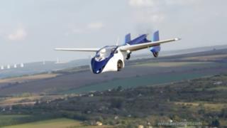 AeroMobil, la macchina volante esiste!