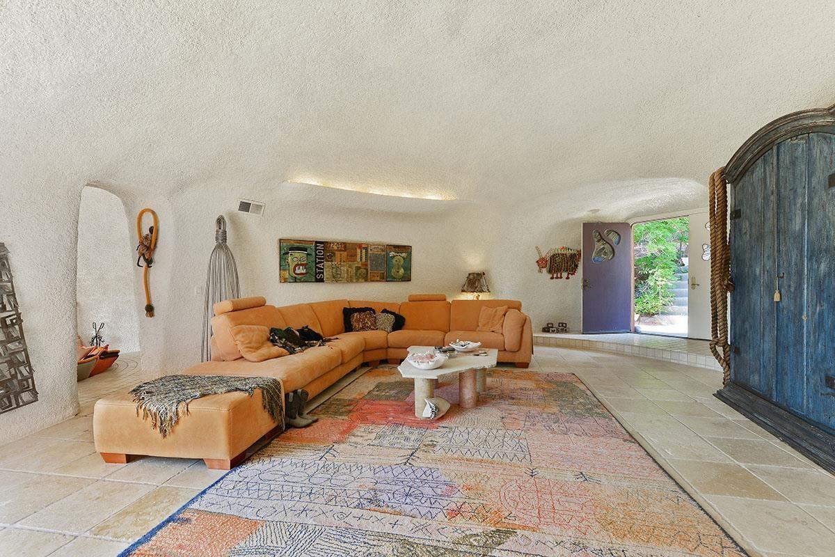 Parte degli interni di Casa Flintstones