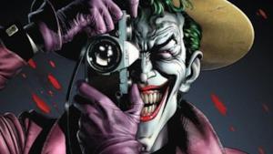 Joker in Batman - The Killing Joke