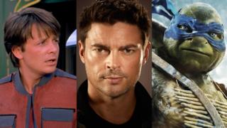 22 ottobre 2015: Almost Human, Ritorno al Futuro e le Tartarughe Ninja sono in TV