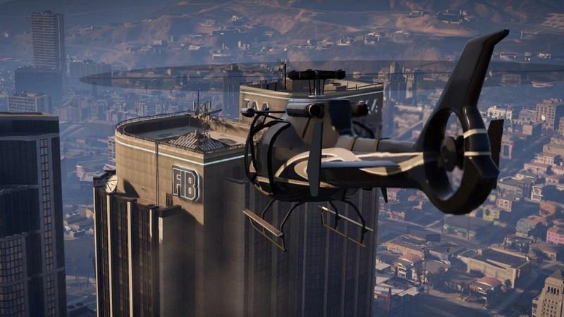 Elicottero in GTA 5
