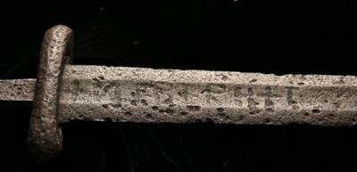 Una spada vichinga