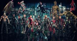 Gli eroi del Marvel Cinematic Universe