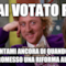 Hai votato PD raccontami ancora di quando Renzi ha promesso una riforma al mese