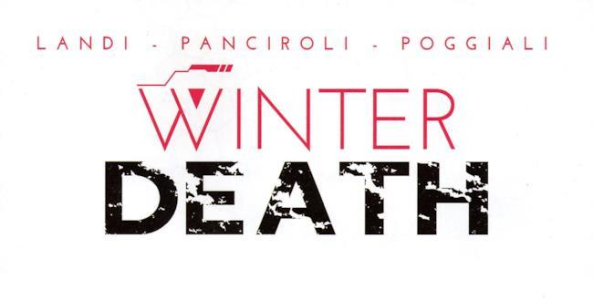 Il logo di Winter Death, una delle prossime uscite Noise Press