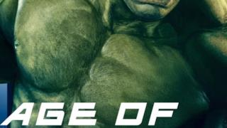 Avengers: Age of Ultron Hulk Promo Poster