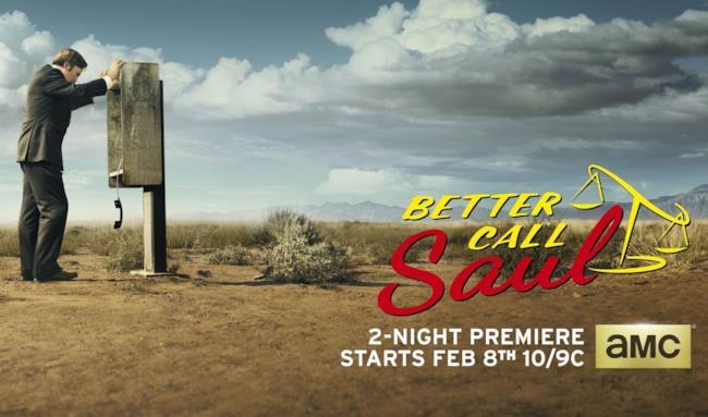 Poster ufficiale di Better Call Saul