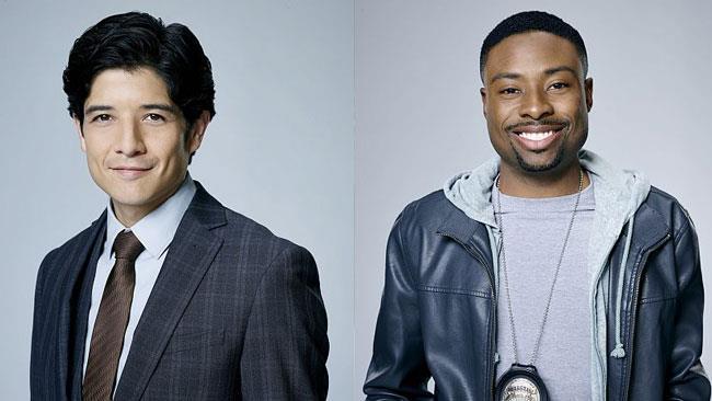 John Foo e Justin Hires, i nuovi protagonsiti della serie TV Rush Hour