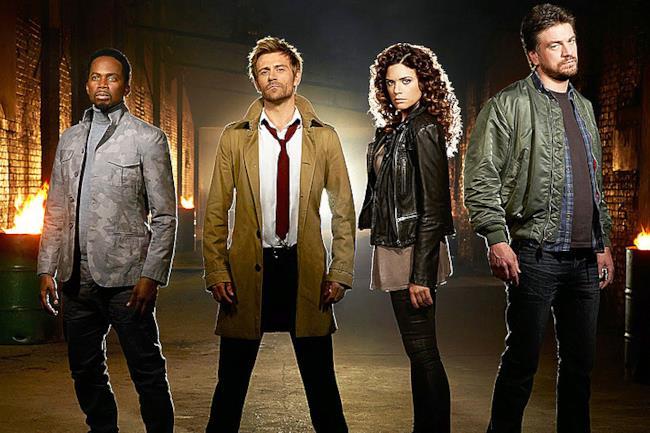 Cast della serie TV Constantine