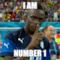 I AM NUMBER 1