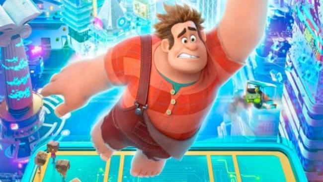 L'immagine del protagonista del film
