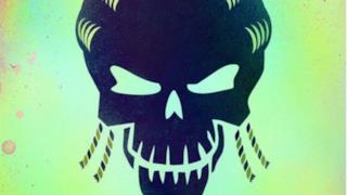 Il cartoon poster di Slipknot in Suicide Squad