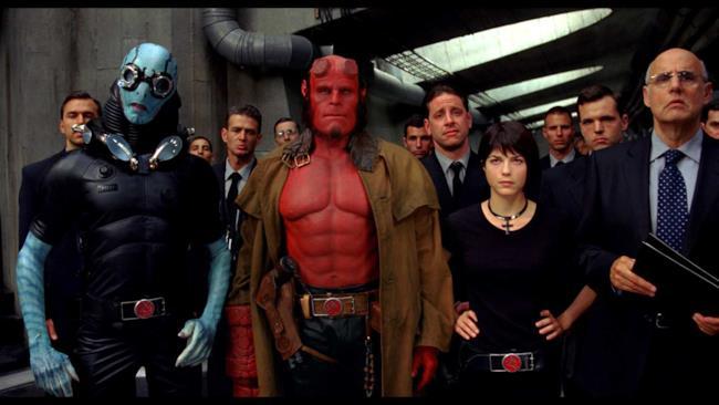 Hellboy 3 potrebbe essere ostacolato dalla cancellazione di Pacific Rim 2