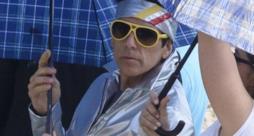 Ben Stiller sul set di Zoolander 2