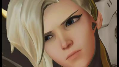 Mercy di Overwatch