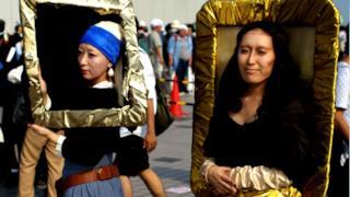 L'arte di travestirsi come dei quadri: guarda i cosplay ispirati ad opere famose