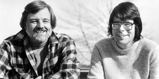 George Romero insieme a Stephen King