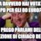 ma davvero hai votato pd per gli 80 euro? ti prego parlami della rielezione di ciriaco de mita