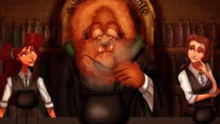 I personaggi Disney entrano nel magico mondo di Hogwarts! [GALLERY]