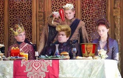 joffrey asciuga i capelli di tyrion