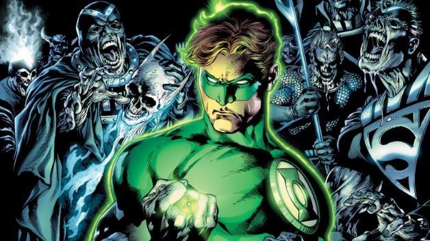 Hal Jordan, protagonista de La notte più profonda.