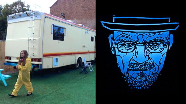Il bar ABQ ispirato a Breaking Bad