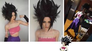 I nuovi cosplay di Sosenka