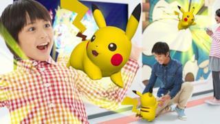La prima palestra Pokémon del mondo reale aprirà in Giappone, a Osaka