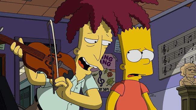 Telespalla Bob uccide Bart