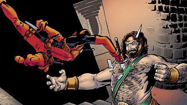 Deadpool e Ercole