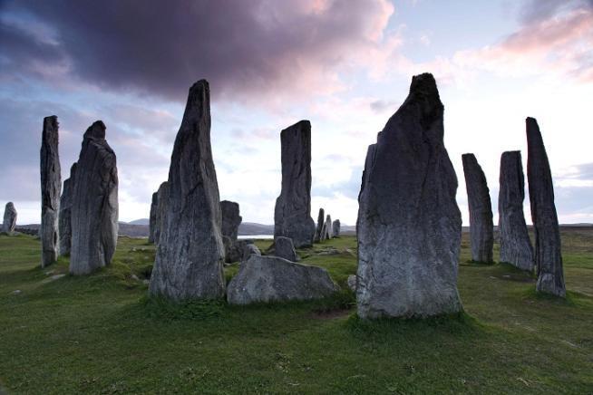 Immagine di un monumento preistorico