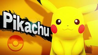 Pikachu si prepara alla lotta in un'immagine dal gioco