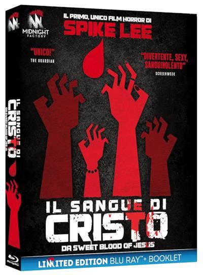 La copertina de Il Sangue di Cristo